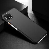 For Google Pixel 4 /Pixel 4 XL Ultrathin Feel Skin Hard Plastic Cover Slim Case