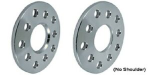 2 Pc DODGE CHALLENGER HUB CENTRIC Wheel Spacers 6mm # AP-5115-71-6