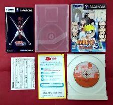 Naruto Gekitou Ninja Taisen 3 - GAMECUBE - USADO - MUY BUEN ESTADO
