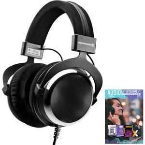 BeyerDynamic DT 880 Premium Special Edition Chrome Version 250 ohm+Audio Bundle