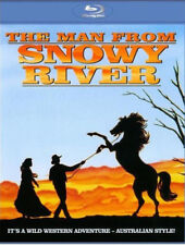 The Man from Snowy River [New Blu-ray] Digital Theater System, Dubbed, Subtitl