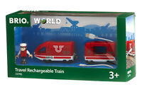 BRIO Travel Rechargeable Train, for Kids Ages 3+, FREE SHIPPING