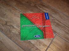 Catalogue / Brochure FORD Ka 2 Copper & Green 1998 / 1999  //