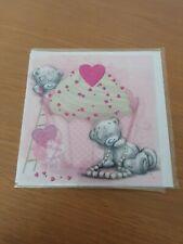 Tatty Teddy Birthday Card with Envelope
