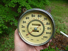 1937 Cadillac Instrument cluster Speedometer Gauge with ONLY 5,378 Miles
