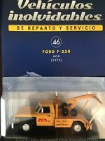 Ford F-350 (1974) Automóvil Club Argentino   Diecast Car 1:43 Service Cars Arg