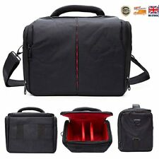 Large Waterproof Shoulder Carry Case Bag For Sony Nikon Canon SLR DSLR Camera