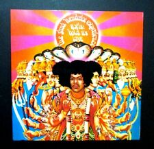 The Jimi Hendrix Experience ‎~ Axis: Bold As Love ~  EARLY 1970's OZ LP  ~ PSYCH