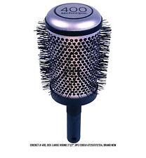 "Cricket Technique # 400. Barrel Hair Brush, Round 2 1/2"", XXX-Large, Brand New"