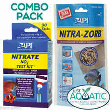 API Salt Aquarium Water Tests & Treatment