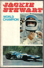 Jackie Stewart World Champion 1969 Grand Prix Season in detail Matra Ken Tyrrell