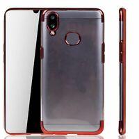 Samsung Galaxy A10s Étui Coque Téléphone Portable Protection Pochette de Rouge