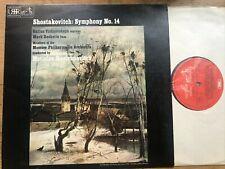 ASD 3090 Shostakovitch Symphony No 14 / Vishnevskaya / Reshetin / Rostropovitch