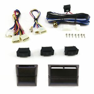 Power Window Switch Kit with Harness and Cases AutoLoc AUT33RSOCASE rat muscle