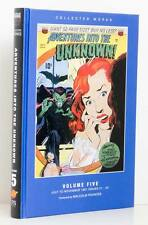 ADVENTURES INTO THE UNKNOWN Vol 5 Issues 21-25 American Comics 1951 ACG Pulps HC