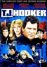 NEW TJ Hooker - The Complete 1st and 2nd Seasons (DVD)
