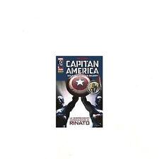 "Capitan America n. 4 ed.Panini  "" Rinato"""