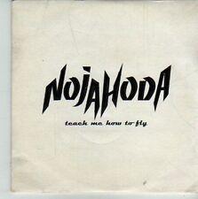 (CV776) Nojahoda, Teach Me How To Fly - 1999 DJ CD