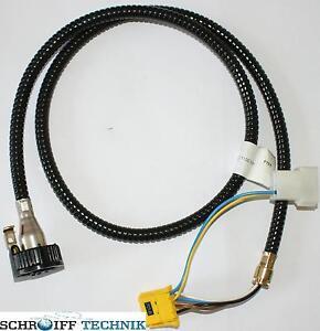 Anschlussleitung PZ 1000mm Art.Nr.2159-81170100