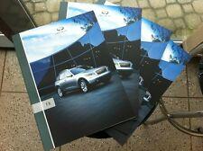 2005 Infiniti Fx Brochure Originale Nuova Rarissima Collezionismo
