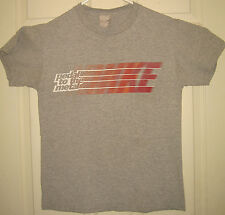 NIKE Shirt S Pedal To The Metal Workout Crossfit Train Gym Sports OOP RARE HTF