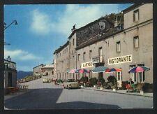S. PELLEGRINO IN ALPE (Lucca) Albergo Ristorante l'Appennino - VG 1973 FIAT 850