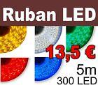 Ruban LED blanc, blanc chaud bleu, vert, rouge,300 LED 3528  60 LED/m  strip LED