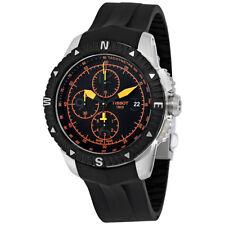 Tissot T-Navigator Stainless Steel Mens Watch T062.427.17.057.01