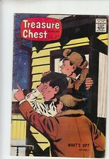 Treasure Chest of Fun & Fact Vol. 22 #17 (April 1967) -- VG