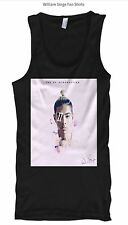 William Singe Fan Tank Top Hoodie T Shirt Unisex Black Grey White Mens Women