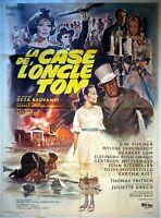 Plakat Kino La Case ONKEL TOM - 120 X 160 CM M Demongeot J Greco
