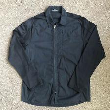 Stone Island Shadow Project Overshirt Jacket Large Black