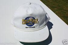 Ball Cap Hat - Hard Rock Cafe - Skydome Stadium Toronto Restaurant (H1110)