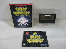 WS -- Space Invaders -- Box. WonderSwan, JAPAN Game Bandai. Work fully!! 24934