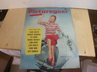 Picturegoer magazine February 12th 1958 Debbie Reynolds cover