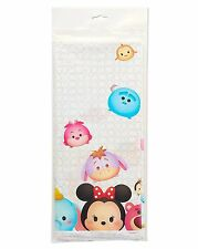"American Greetings Tsum Tsum Plastic Table Cover, 54"" x 96"" #385288"