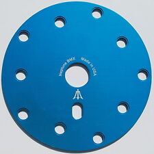 NEPTUNE BMX old school tuff style POWER DISC 110mm/130mm bcd BLUE Made in USA!