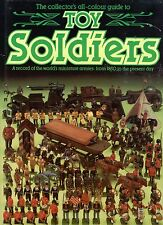 Military Toy Soldiers 1850-Present 2,000 Items - Makers Dates Etc. / Scarce Book