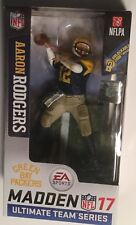 Aaron Rodgers PACKERS McFarlane Madden NFL 17 Ultimate Team Series 2 Figure