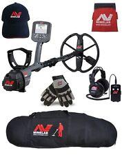 METAL DETECTOR MINELAB CTX 3030 UNDERWATER 3MT+ BAG + POUCH +GLOVES + HAT