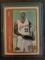 2004-05 Fleer Lebron James Award Winners #210 Cavaliers