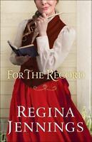 For the Record Ozark Mountain Romance Book #3 Paperback Regina Jennings