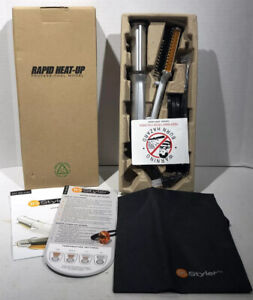 Tre Milano In-Styler Rotating Iron Rapid Heat-Up Professional Model IS1001 NEW!!