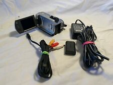 Sony Handycam DCR-SR42 30GB HDD 40X Optical Zoom