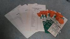 MILKMAN EVER SWEET AND GOSHEN FARMS DAIR ORDER FORMS