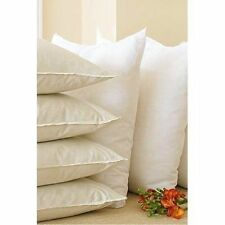 "4 X CUSHION PILLOW INSERT INNER FILLER PAD HOLLOWFIBRE SCATTERS 16"" BRITISH DAIS"