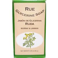 Murray & Lanman Rue Glycerine Soap Jabon de Ruda y Glicerina