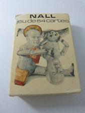 jeu de cartes NALL, grimaud  (cpnb1)
