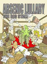 Arsenic Lullaby: The Big Stall Color One Shot by Douglas Paszkiewicz 2013 Pb Oop