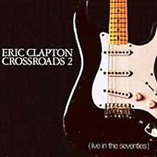 Eric Clapton - Crossroads 2: Live in the 70S [New CD] UK - Import